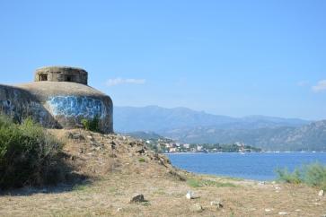 Spiaggia del bunker