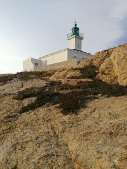 Il Faro di Ile Rousse